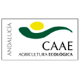 Organic Production certified with the CAAE logo, a leader in Europe and a member of the EOCC (European Organic Certifiers Council)